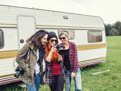 Take your caravan from Scotland to Northern Ireland for free with P&O Ferries