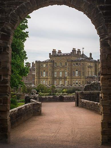 Culzean Castle - l'Écosse